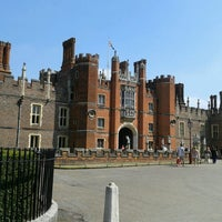 Photo taken at Hampton Court Palace Gardens by Manuela F. on 7/7/2013