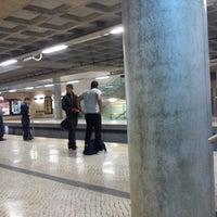 Photo taken at Metro Odivelas [AM] by Emma-Lynn G. on 10/11/2012
