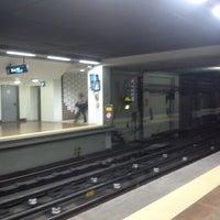 Photo taken at Metro Alvalade [VD] by Emma-Lynn G. on 10/10/2012