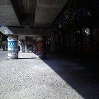 Photo taken at Metro Odivelas [AM] by Emma-Lynn G. on 10/15/2012