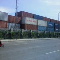 Photo taken at PT Pelindo II by Abraham L. on 11/28/2012