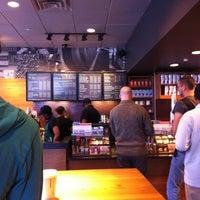 Photo taken at Starbucks by Erdal B. on 10/18/2012