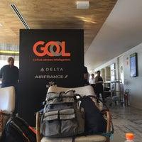 Foto tirada no(a) GOL Premium Lounge por Joao Paulo Y. em 7/15/2017