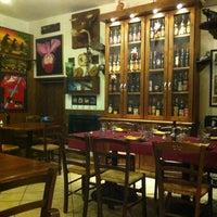 Photo taken at L'Orso Scuro by Olga M. on 12/2/2012