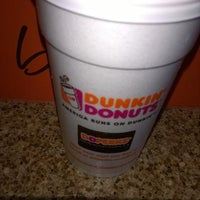 Photo taken at Dunkin Donuts by Russell M. on 9/21/2014
