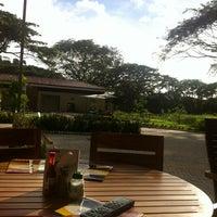 Photo taken at Club De Playa Hotel & Villas Nacazcol Playa Panamá by Rosita Q. on 10/21/2012