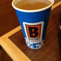 Photo taken at BIGGBY COFFEE by Hannah F. on 2/16/2013