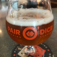 Photo taken at Pair O' Dice Brewing Company by Dale W. on 8/20/2017