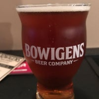 Photo taken at Bowigens Beer Company by Dale W. on 8/5/2017