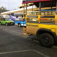 Das Foto wurde bei Khon Kaen Bus Terminal von IMix C. am 2/22/2013 aufgenommen