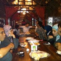 Photo taken at Warung Apung Rahmawati by ale 4. on 10/24/2012
