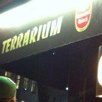 Photo taken at Terrarium by Leonie O. on 2/9/2013