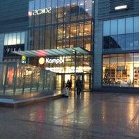 Photo taken at Kauppakeskus Kamppi by Aleksandr . on 11/15/2012
