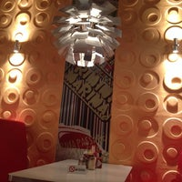 Photo taken at Liberty American Cafe & Coctail Bar by Валентина on 8/22/2013