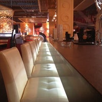Photo taken at Liberty American Cafe & Coctail Bar by Валентина on 7/14/2013