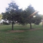 Photo taken at Kaufman Park by Louis T. on 9/17/2013