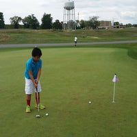 Photo taken at Rock Manor Golf Course by Lyman C. on 8/11/2014