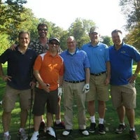 Photo taken at Newark Country Club by Lyman C. on 10/20/2014