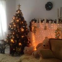 "Photo taken at Фотостудия ""Honey"" by Julie G. on 12/28/2014"