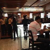 Photo taken at Bonsai Sushi by Alfonzo S. on 10/12/2012
