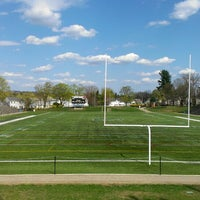 Photo taken at Doyle Field by jerry r. on 4/27/2013