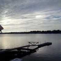 Photo taken at Cedar Island Marina by Steve R. on 8/3/2014