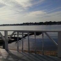Photo taken at Cedar Island Marina by Steve R. on 6/8/2014