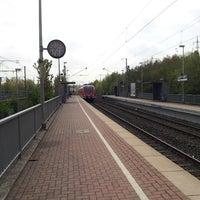 Photo taken at S Dortmund-Wischlingen by KAHusky L. on 5/2/2013