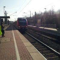 Photo taken at S Dortmund-Wischlingen by KAHusky L. on 2/13/2015