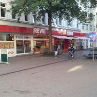 Photo taken at REWE by KAHusky L. on 7/22/2013