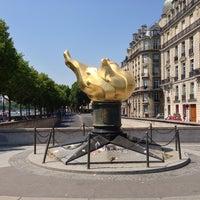 7/21/2013 tarihinde a-chake c.ziyaretçi tarafından Flamme de la Liberté'de çekilen fotoğraf