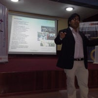 Photo taken at Universidad Privada de Tacna by Joel G. on 1/7/2014
