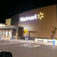 Photo taken at Walmart Supercenter by Nadine E. on 10/11/2012