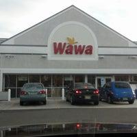 Photo taken at Wawa by Pablo G. on 12/15/2012