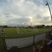 Photo taken at HESS® Sports Fields by Chris K. on 6/29/2014