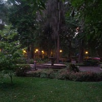 Photo taken at Parque Los Berros by José R. on 4/14/2013