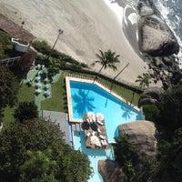 Photo taken at Caiobá Praia Hotel by Janderson L. on 8/3/2014