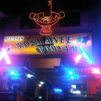 Photo taken at Restoren rosmanee seafood by Amer A. on 2/25/2013