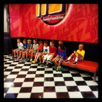 Photo taken at iT'Z Family Food & Fun by Todd A. on 8/31/2013