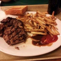 Photo taken at Best Steak House by Juanita P. on 3/10/2013