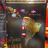 Photo taken at Brasas Latin American Street Food by Keith C. on 7/18/2015