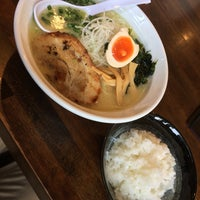 Photo taken at 麺屋 飛翔 by りゅー on 4/30/2017