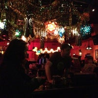 Photo taken at Casanova Cocktail Lounge by Lily G. on 12/16/2012