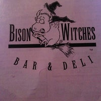 Photo taken at Bison Witches by Lily G. on 3/2/2013