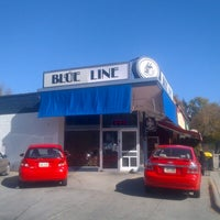 Photo taken at Blue Line Coffee by Marc C. on 10/16/2012