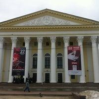 Photo taken at Драматический театр by Vladiimir P. on 3/17/2013