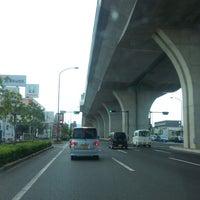 Photo taken at 佐古東交差点 by 愛媛県民 四. on 6/13/2013