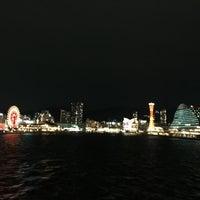 Photo taken at 旧新港第五突堤信号所 (神戸港旧信号所) by 愛媛県民 四. on 10/28/2017