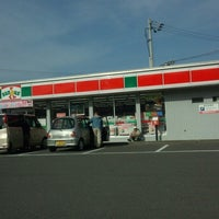 Photo taken at サークルK 川之江上分店 by 愛媛県民 四. on 1/2/2014