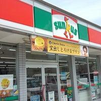 Photo taken at サークルK 川之江上分店 by 愛媛県民 四. on 5/18/2013